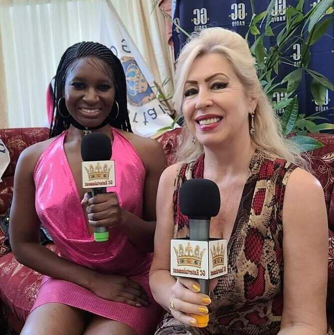 Interview with Fashion Designer Ashanti Altovese Griffin by Galina Capanni