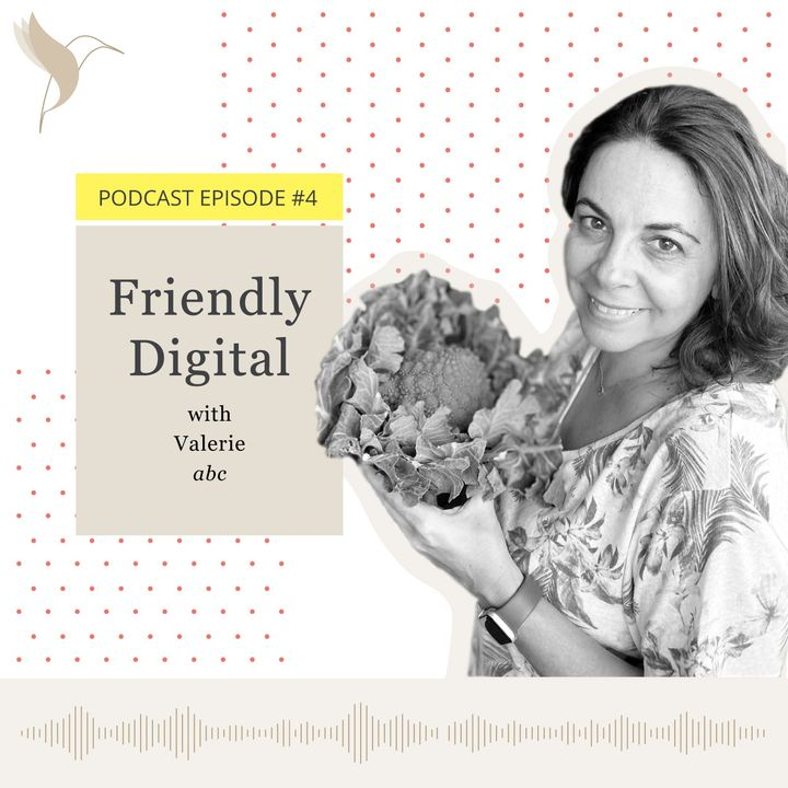 Let's talk food with Valerie Marin