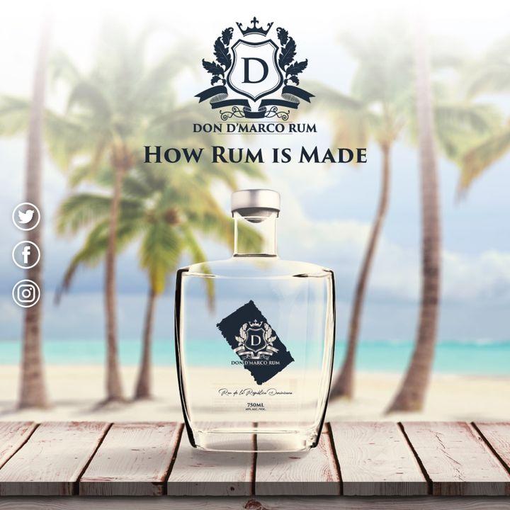 True DOMINICAN REPUBLIC Story: Don D'Marco Rum