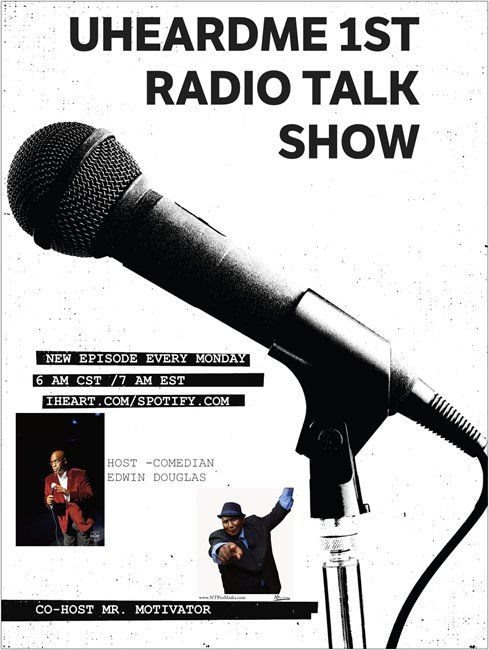 Uheardme1ST RADIO TALK SHOW - Thanksgiving Holiday Special 2018