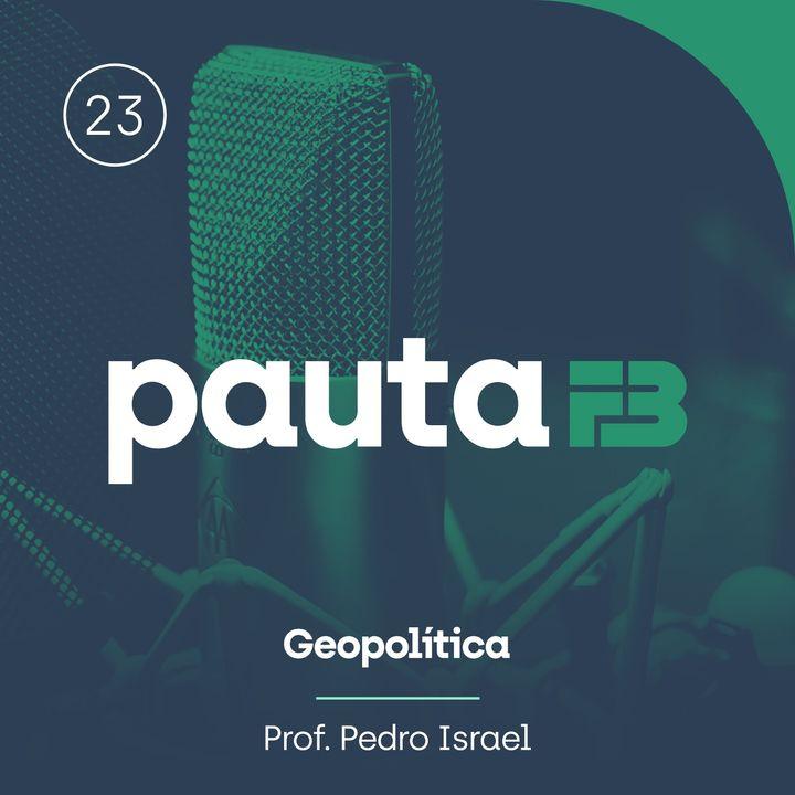 PAUTA FB 023 - [Geopolítica] - 2021 e o xadrez climático