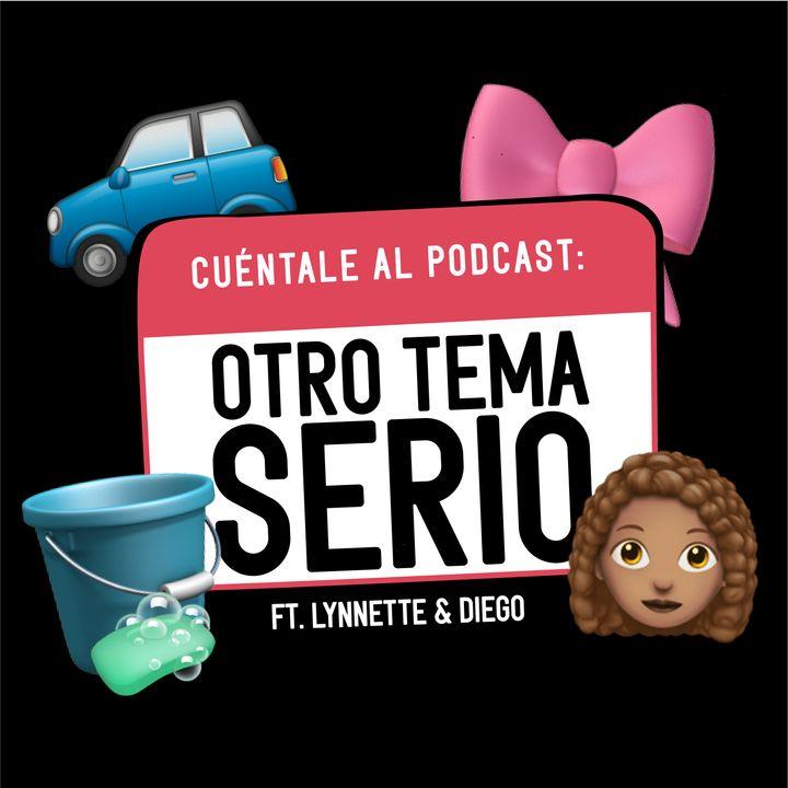20. Otro tema SERIO (Ft. Lynnette & Diego)