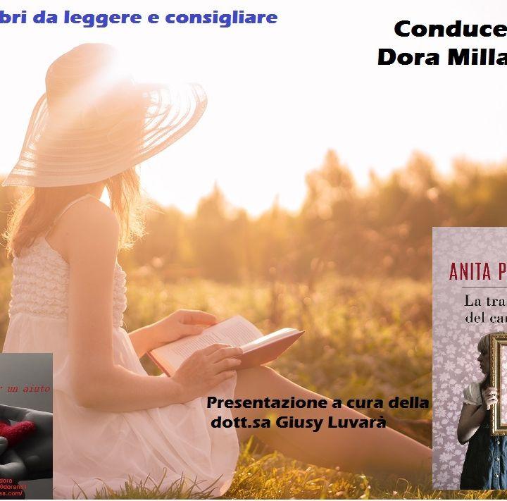 RUBRICA speciale libri: LA TRASPARENZA DEL CAMALEONTE di Anita Pulvirenti