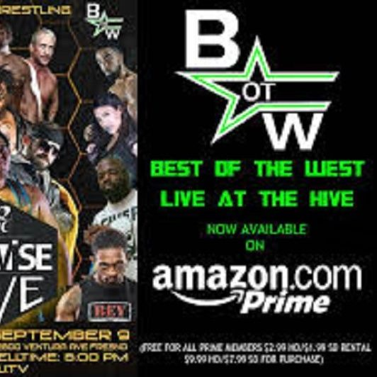 ENTHUSIASTIC REVIEWS #131: Best Of The West Live At The Hive 9-9-2018 Watch-Along