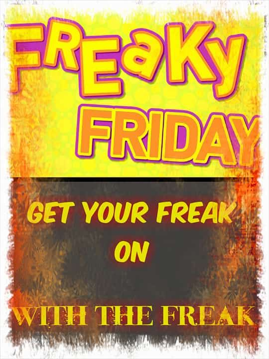Get Your Freak On 13