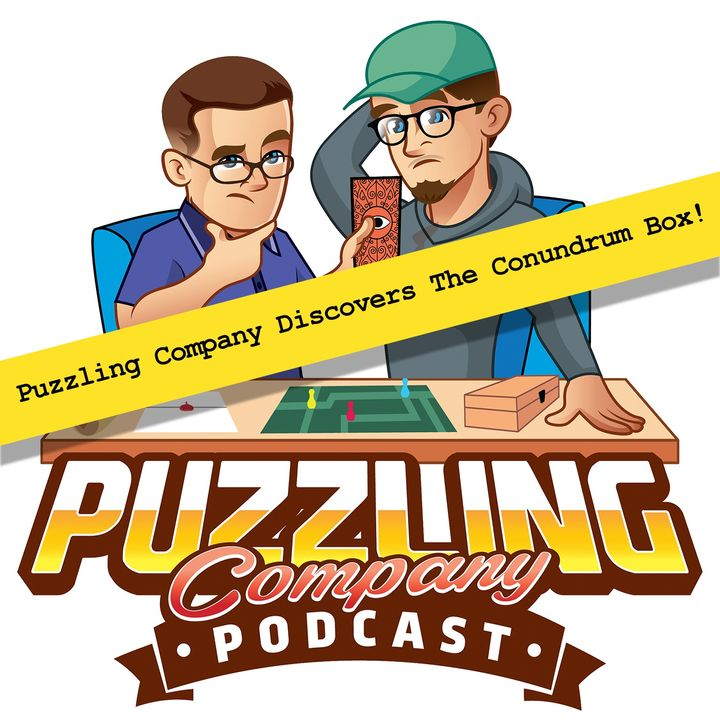 Puzzling Company Discovers The Conundrum Box!
