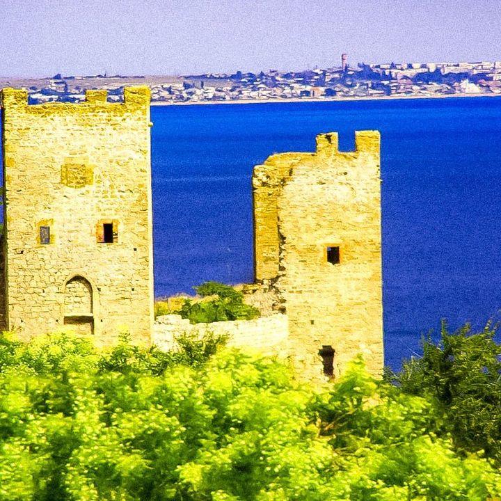Caffa, la colonia genovese in Crimea che portò la peste in Europa