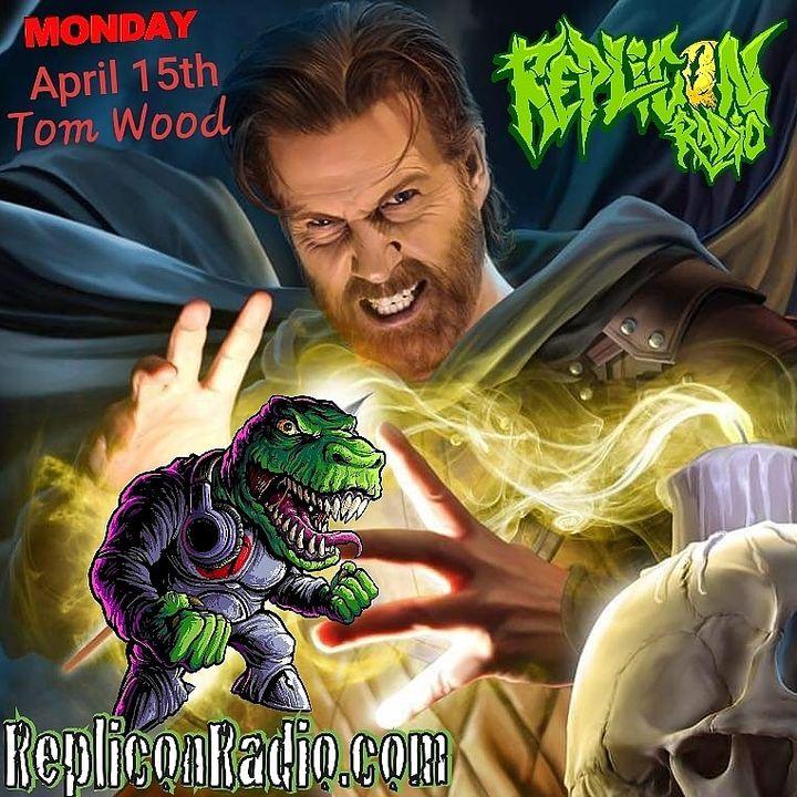 Tom Wood 4/15/19 Replicon Radio