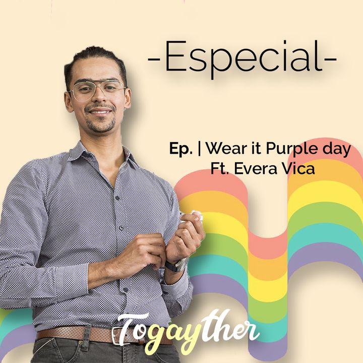 Wear It Purple! Ft. Evera Vica