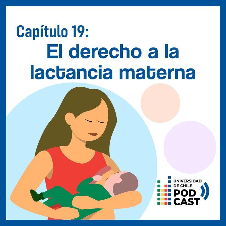 El derecho a la lactancia materna