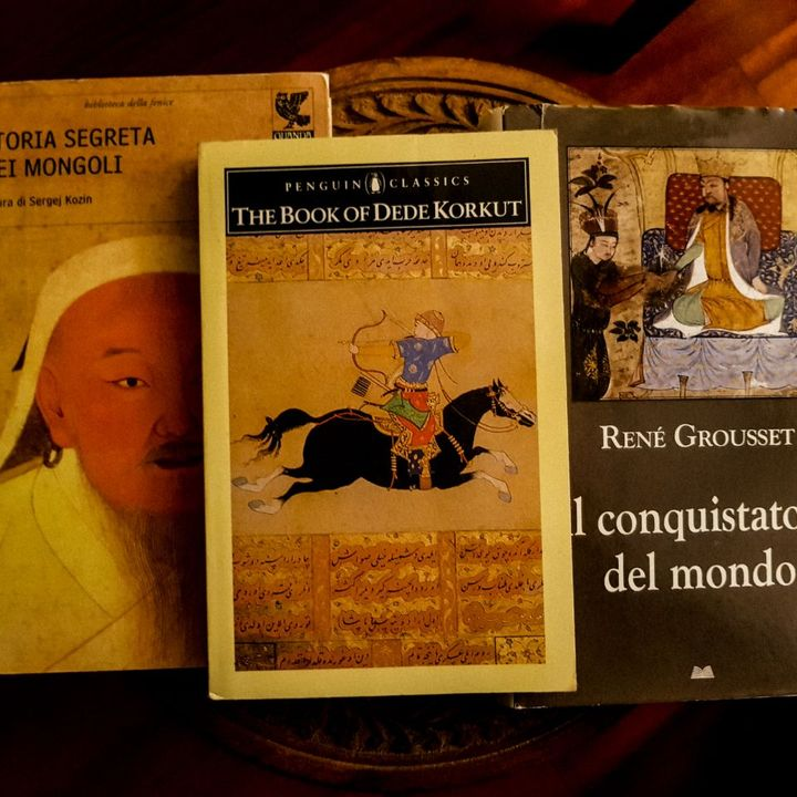 3 libri imperdibili dal mondo turco-mongolo