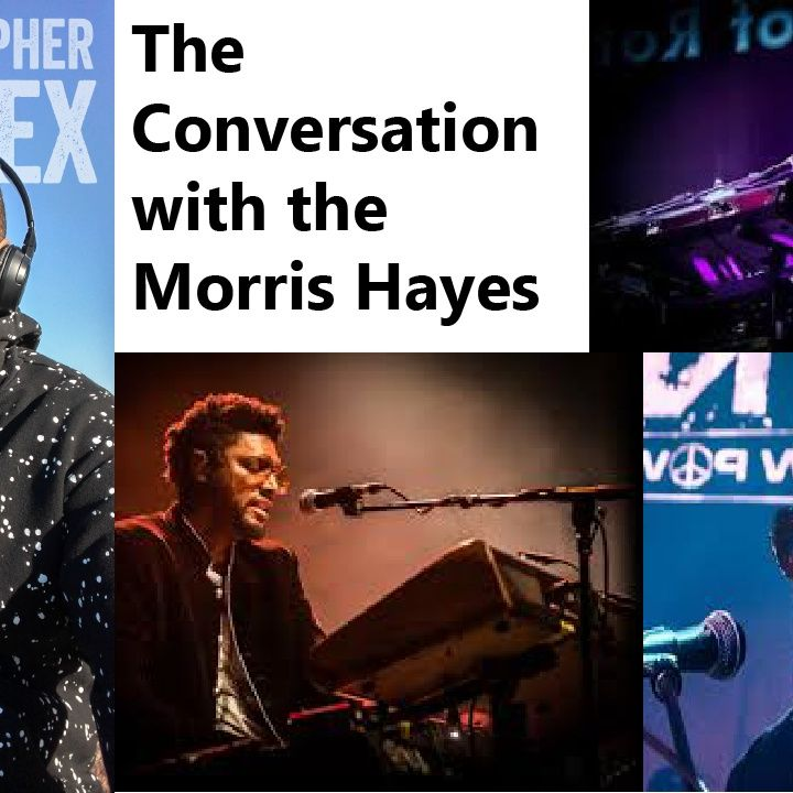Morris Hayes Converses about Music, Leadership, Life Lessons and Prince