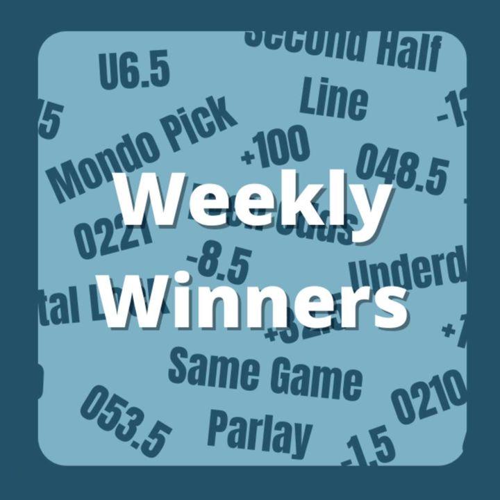 Episode Two - Bucks in Six, Weekend Baseball, World Series and MVP Odds