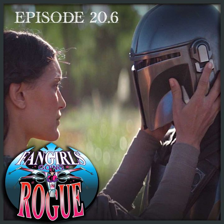 20.6: Lifting The Mandalorian's Helmet