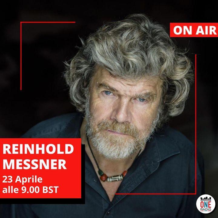 Reinhold Messner -  Tutti noi stiamo scalando la montagna piu' alta. Una sfida che supereremo