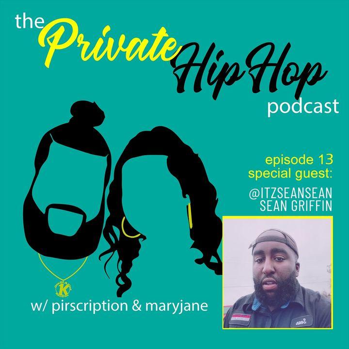 Episode 13  Sean Griffin