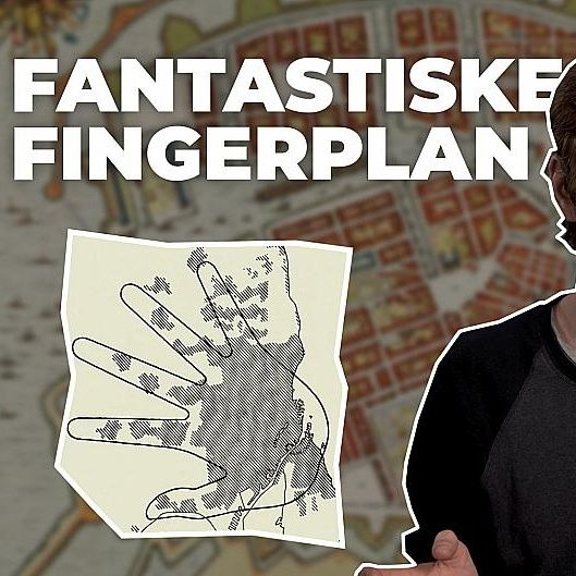 Fantastiske Fingerplan