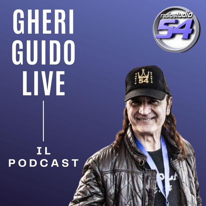 Gheri Guido Live - il podcast