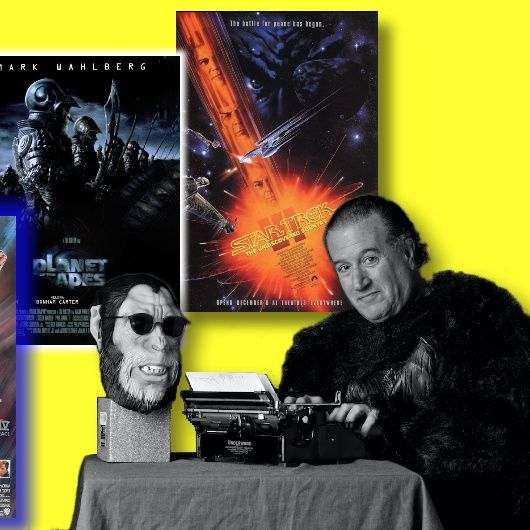 #381: Screenwriter Mark Rosenthal on Star Trek, Planet of the Apes, and Superman!