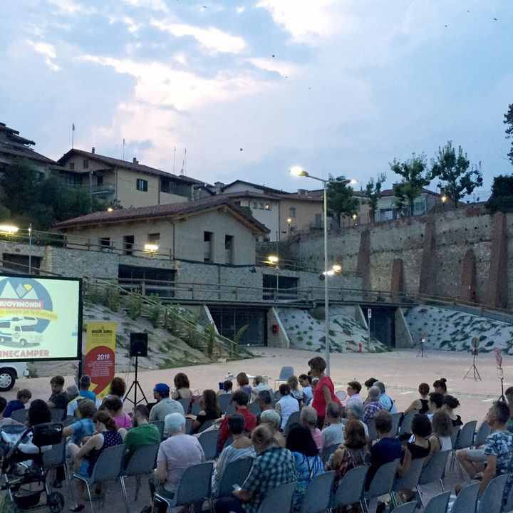 Nuovi Mondi Festival 2020 - Intervista a Silvia Bongiovanni