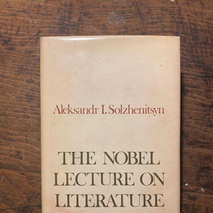 "VFF ""Solzhenitsyn — Nobel Prize Lecture on Literature"" Part I"