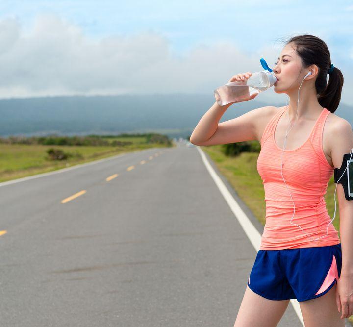 La bevanda rosa che fa correre più velocemente
