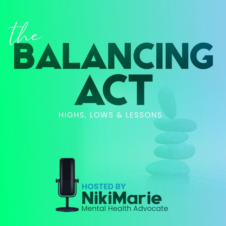 S01 E01: The B Act: Highs, Lows and Lessons Featuring Tarrin Morgan