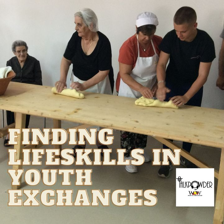 FINDING LIFESKILLS IN YOUTH EXCHANGES