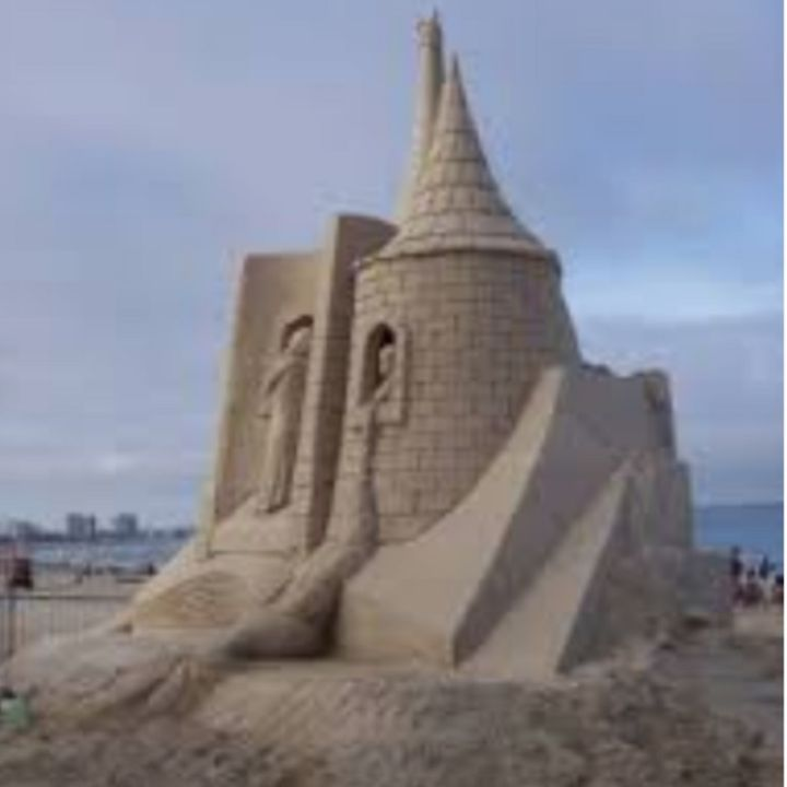 Don't live in Sand Castles