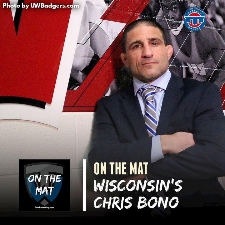 Wisconsin head coach Chris Bono - OTM590