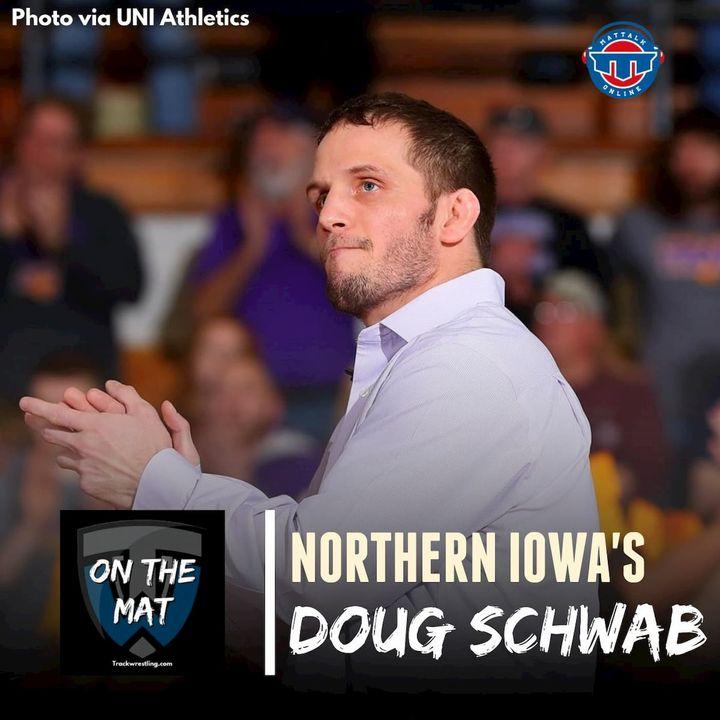 Northern Iowa head coach Doug Schwab - OTM598