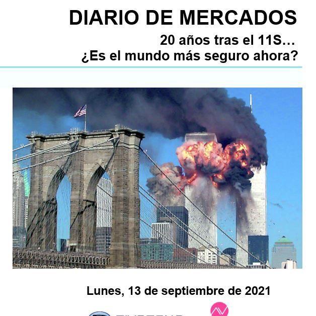 DIARIO DE MERCADOS Lunes 13 Sept