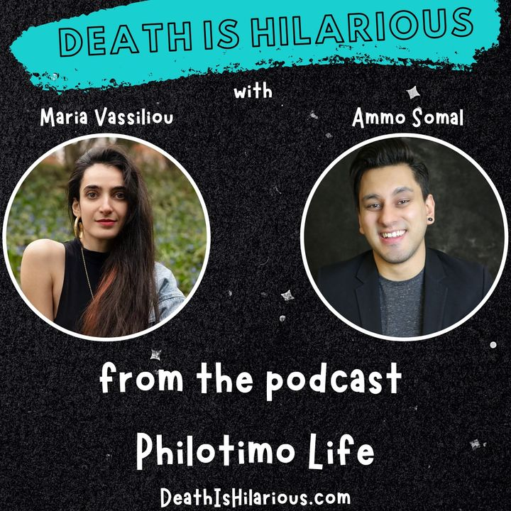 Interview with Maria & Ammo from Philotimo Life