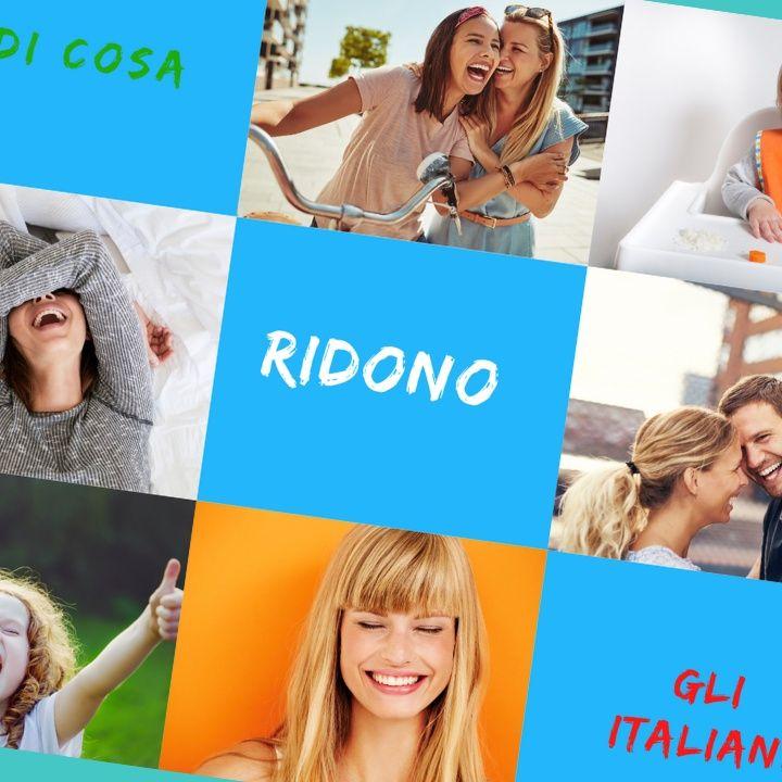 Di cosa ridono gli italiani- Barzellettiamo- Italian Humor
