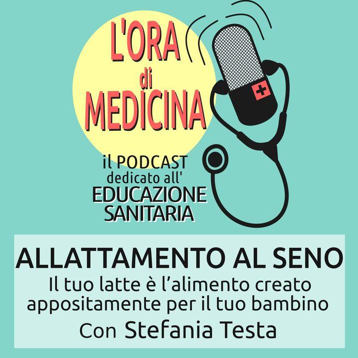 Ep.26 | Allattamento al seno con Stefania Testa