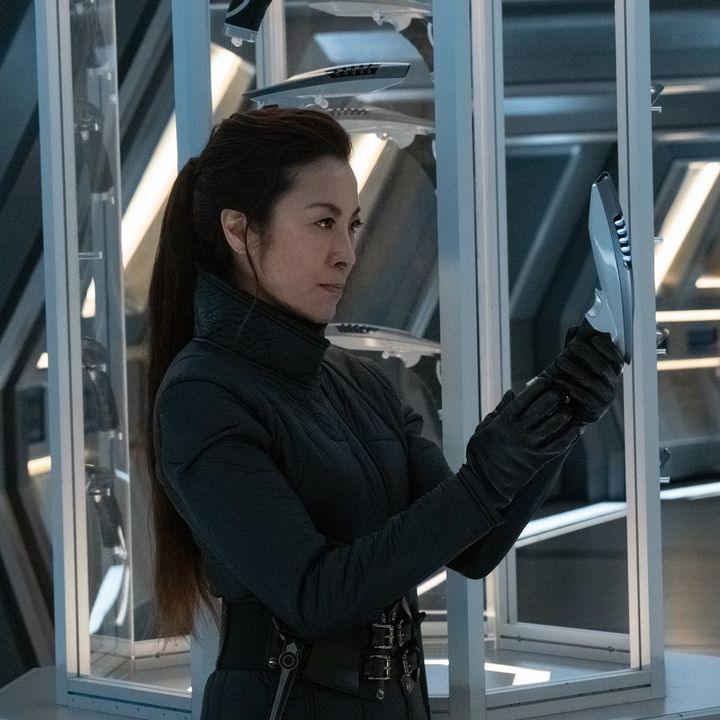 "127: STAR TREK: DISCOVERY S3E9 ""Terra Firma, Part 1"""