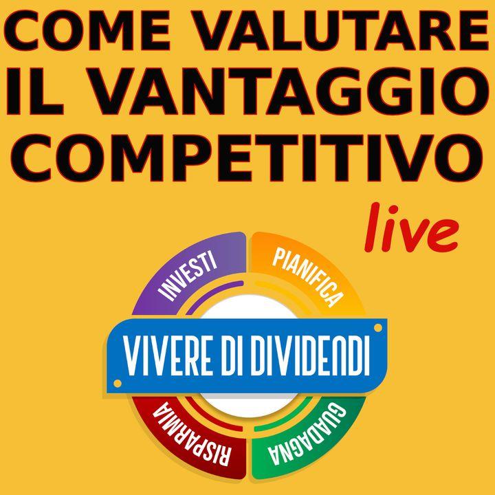 COME VALUTARE IL VANTAGGIO COMPETITIVO