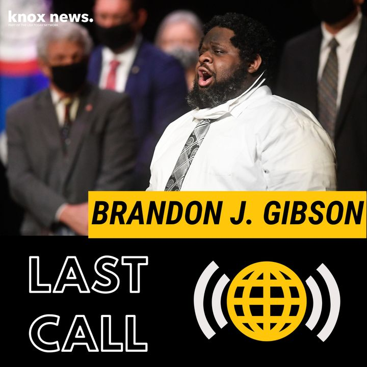 Last Call: Brandon Gibson on discovering his unique voice