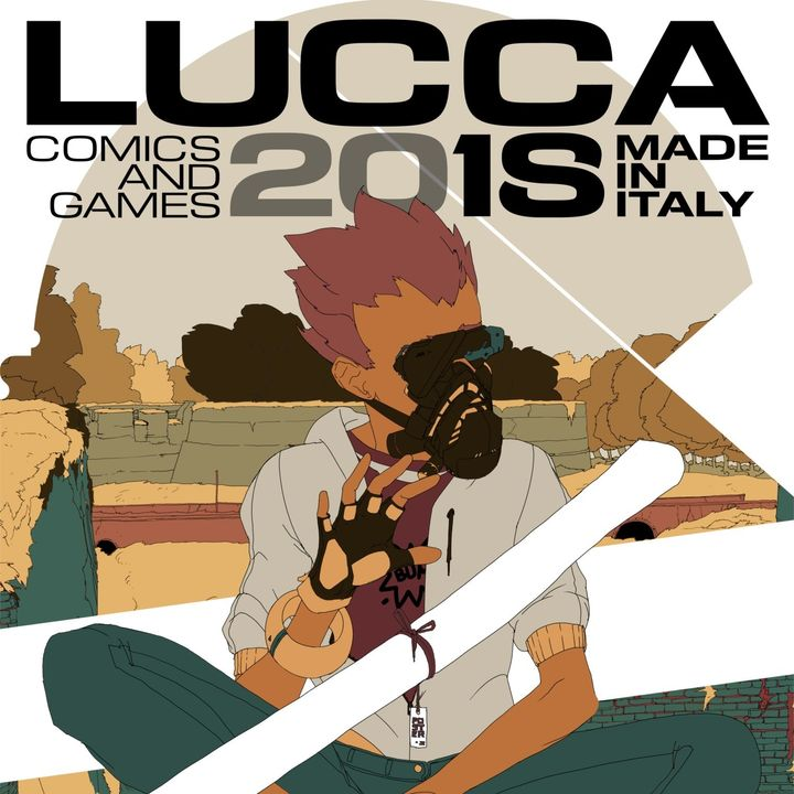 4° SEASON - EPISODE 6 - 05/11/2018 - Lucca Comics & Games 2018