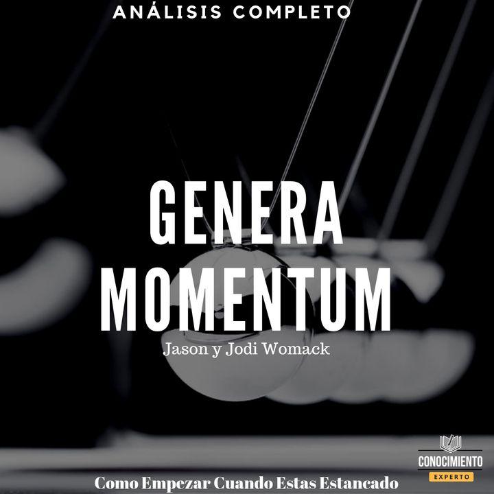 112 - Genera MOMENTUM - Análisis Completo del Libro.