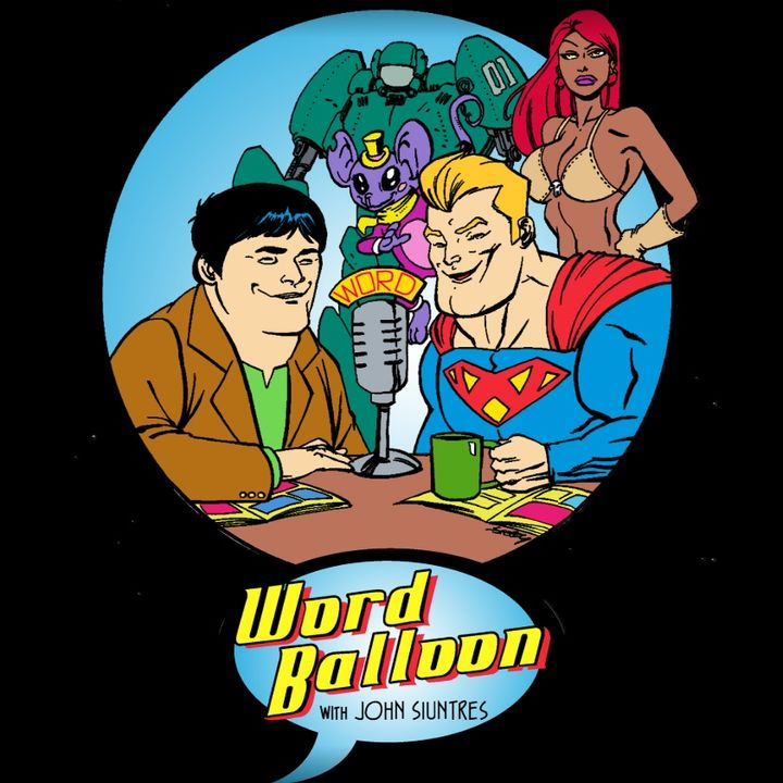 ep 1097 DC Animation, The James Tucker Era