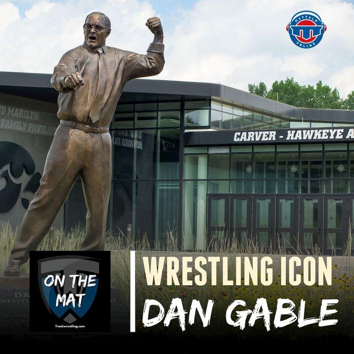 Dan Gable goes On The Mat - OTM597
