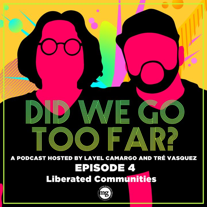 Liberated Communities: You Want In! Ep 4