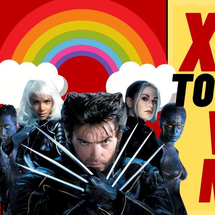 X-MEN To Change Name For WOKE Reasons?