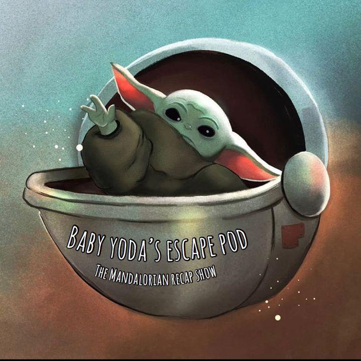 Baby Yoda's Escape Pod