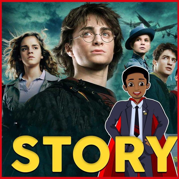 Harry Potter - Sleep Story