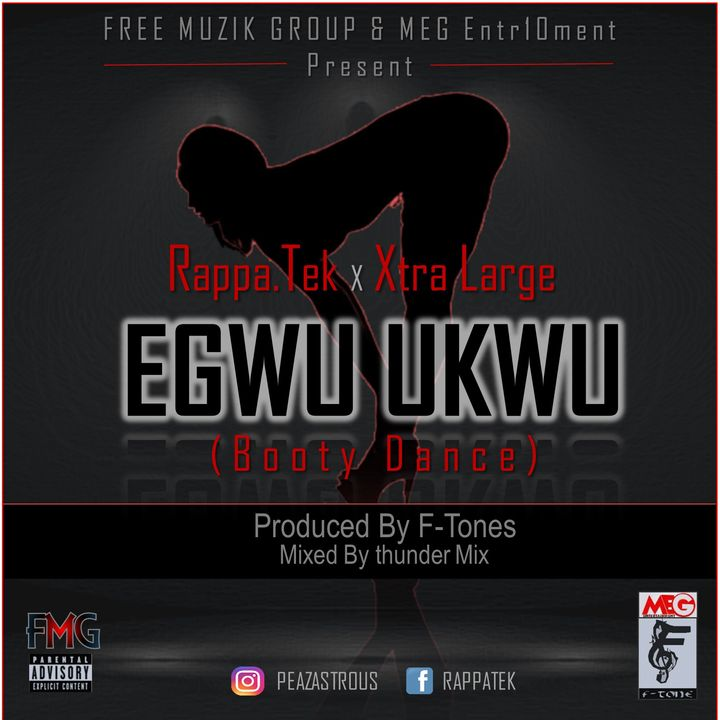 Egwu Ukwu (Booty Dance) Prod. By F-Tones.mp3