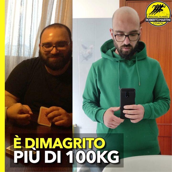 DIMAGRIRE 100kg grazie allo SPORT - Raccontami la tua Storia EP7