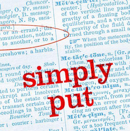 Simply Put... God is Faithful