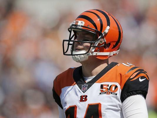 Locked on Bengals - 9/11/17 The O-line was bad, but Dalton and Zampese were worse
